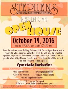 stephens-chiro-wellness-open-house-flyer